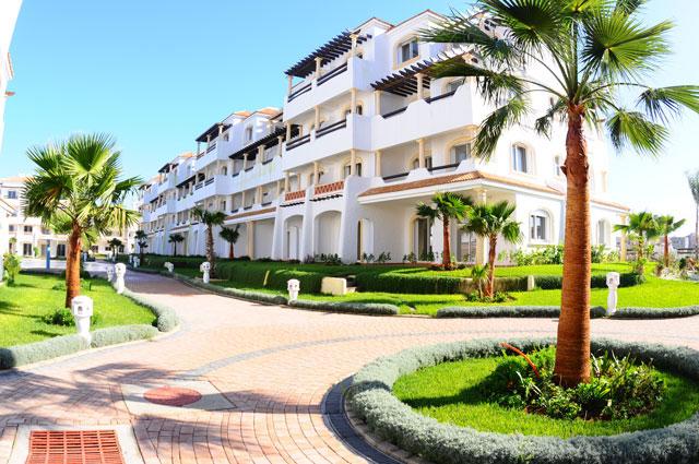 Appartements sidi rahal plage - Residence haut standing vero beach ...